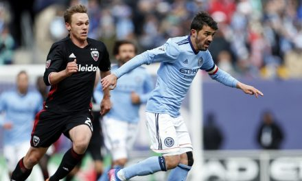 AT LEAST ONE MORE YEAR: Villa signs contract extension with NYCFC
