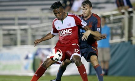 ONE MORE OPPORTUNITY: Agudelo tries to impress to make U.S.'s 2018 World Cup team