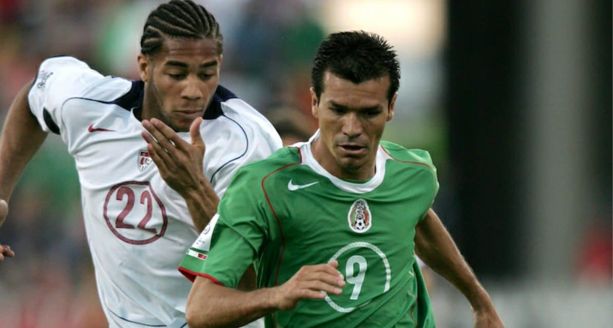 COUNTDOWN TO MEXICO (17): Mexico avenges WC elimination at Azteca in 2005