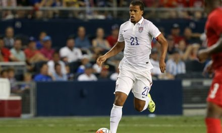 HAMSTRUNG: Timmy Chandler leaves USMNT with hamstring injury