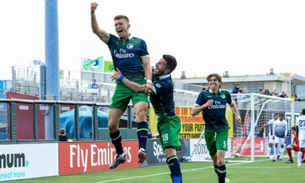 COMEBACK KIDS: Cosmos rally to defeat Puerto Rico for their 1st home win