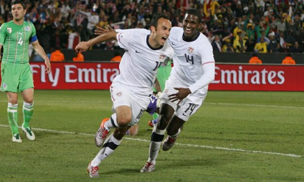 THE COMEBACK KID: Sources: Landon to return to play for Sockers