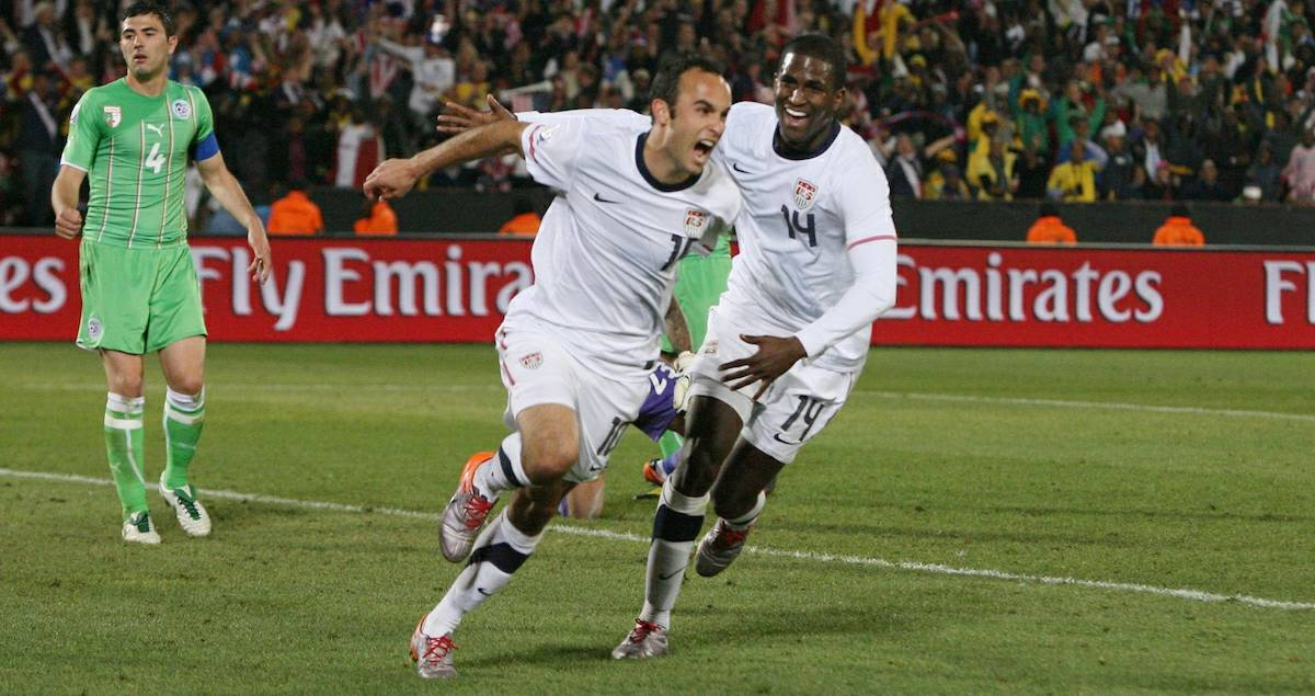 COUNTDOWN TO MEXICO (6): Dos a cero again: U.S. qualifies for 7th consecutive World Cup in 2013