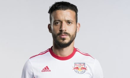 RE-SIGNING ON: Red Bulls' Felipe inks new contract