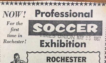 ALMOST 50 YEARS AGO: The Lancers' played their first game May 30, 1967