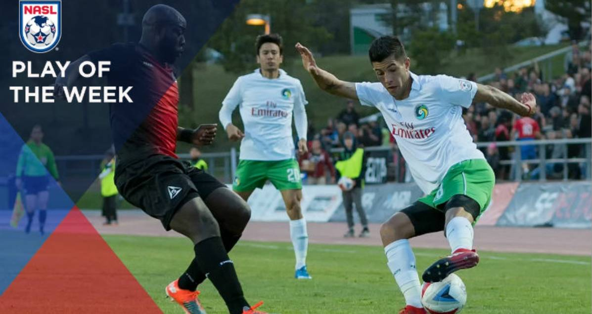 SEE IT AGAIN: Highlights of Cosmos' home triumph