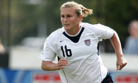 OFFSIDE REMARKS: Why isn't Tiffeny Milbrett in the National Soccer Hall of Fame?
