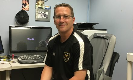 MILLER'S TALE: Lancers coach Doug Miller is his own man, on and off the soccer field