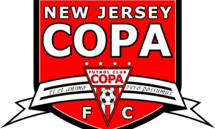 OH, WHAT A NIGHT: Captain strikes a record 6 times in New Jersey Copa FC win