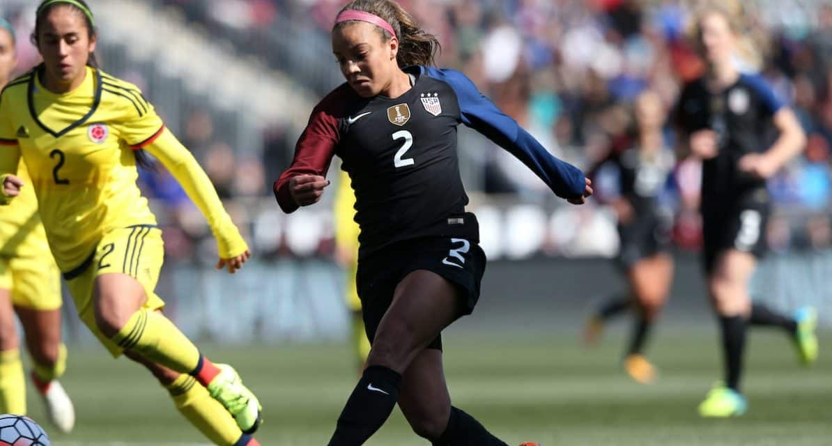 APRIL BORDER WAR TIMES TWO: U.S. vs. Mexico women in Jacksonville, Houston