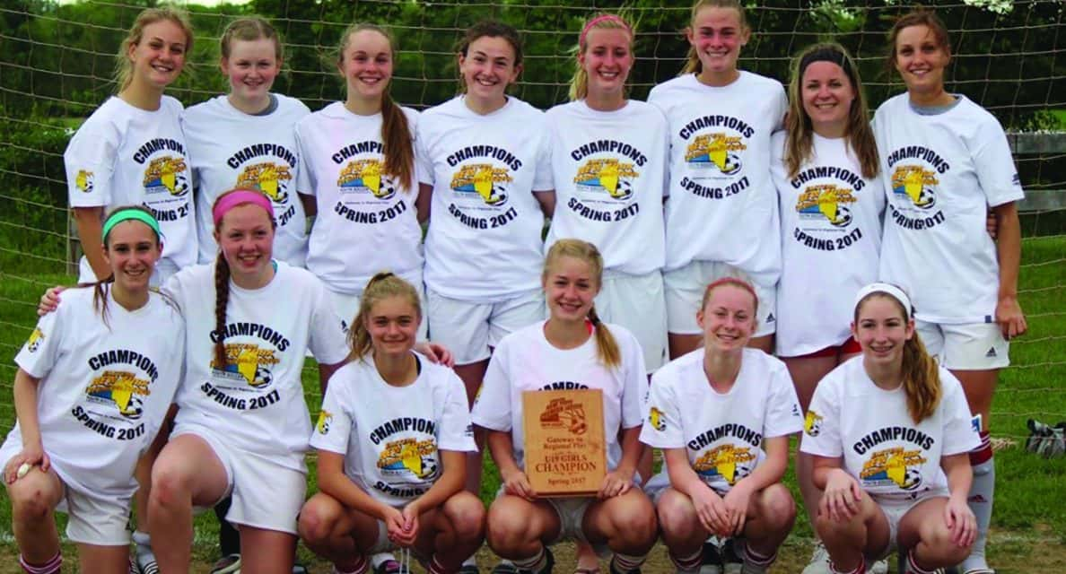 PREMIER CHAMPS: Red Hook Wave Girls U-18 wins 2nd consecutive ENY title