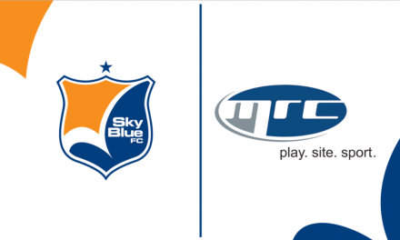 CORPORATE PARTNERSHIP: Sky Blue and MRC Recreation