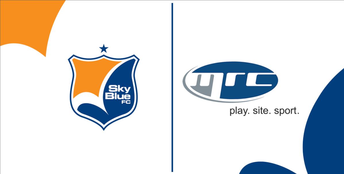 CORPORATE PARTNERSHIP: Sky Blue and MRC Recreation