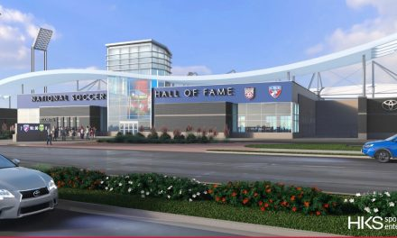 A HALL OF A PROJECT: National Soccer Hall of Fame expected to be completed by late 2018