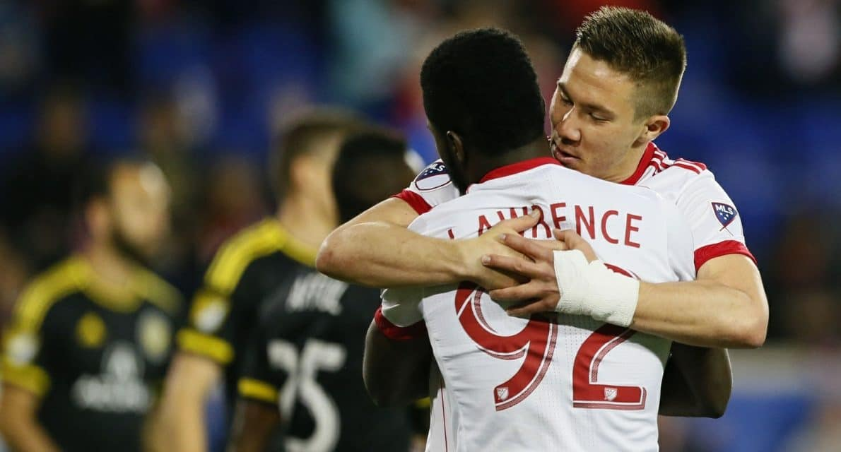 GOAL OF THE WEEK: Lawrence shows resilience by connecting for 1st of the season