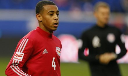 TYLER TALKS: About making U.S. U-20 World Cup squad