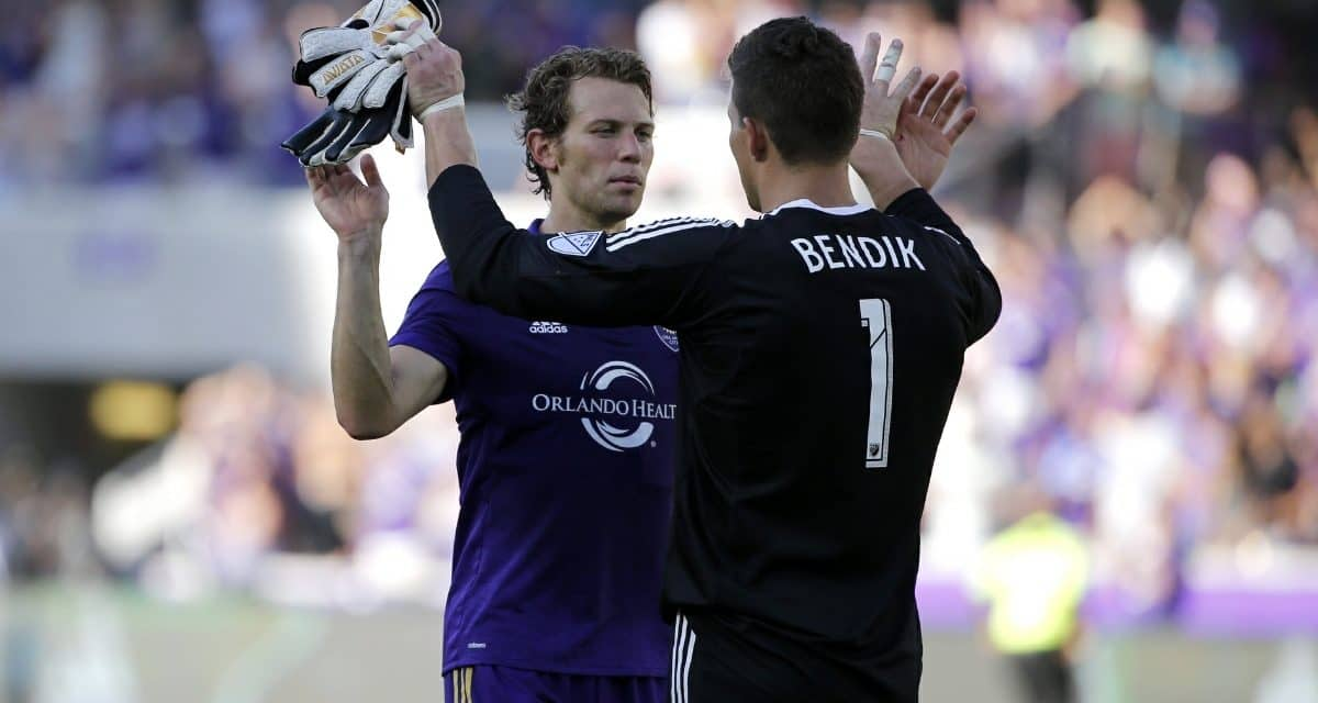 THE BEST OF APRIL: Orlando's Bendik MLS player of the month