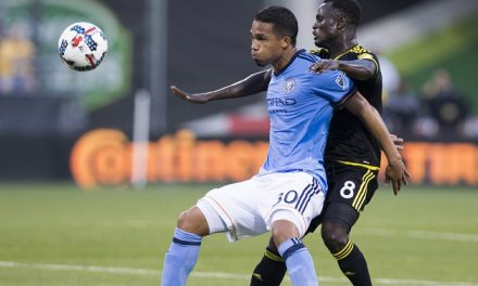 ONE MEMORABLE WEEK: After starring in win, NYCFC's Herrera awarded with U-20 call-up