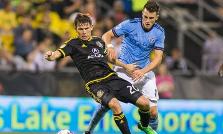 TOP MLS HONORS: NYCFC's Jack Harrison named player of the week