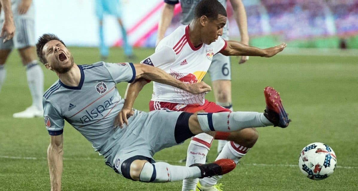 NO SURPRISE, NO SURPRISE: Red Bulls' Tyler Adams on U.S. U-20 World Cup team