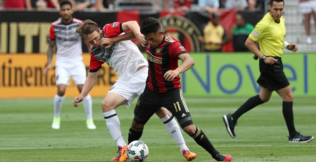 SUSPENDED: Atlanta's Asad banned for NYCFC game Sunday