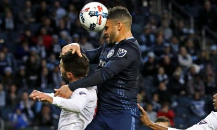 ROAD KILL AGAIN: Red Bulls continue their away blues with a 2-0 loss at Kansas City