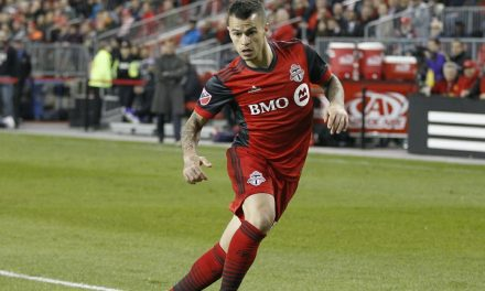 NO ATOMIC ANT: Quad shelves Toronto's Giovinco for Red Bulls