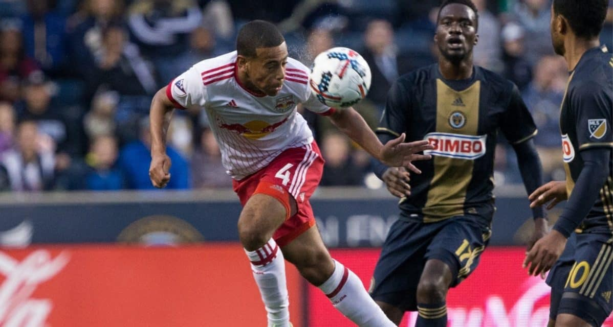GONE, BUT NOT FORGOTTEN: Red Bulls' Adams joins U.S. U-20 team prior to WC