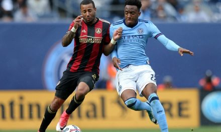 PLAYER OF THE WEEK: NYCFC's Rodney Wallace (1 goal, 2 assists)