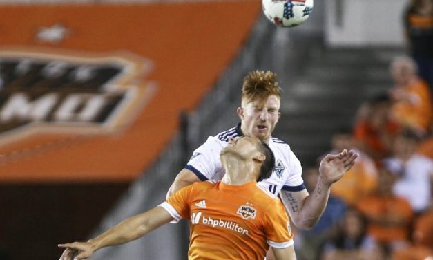 FINALLY: Parker scores his 1st MLS goal in his 3rd season