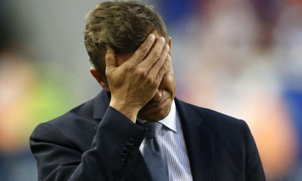 A BEAT DOWN, EMBARRASSING, TERRIBLE: Red Bulls leaders call out themselves and their teammates
