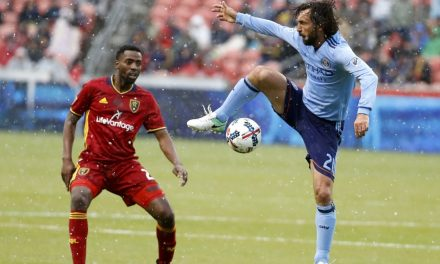 NO PIRLO: Italian standout to miss NYCFC's game in Orlando