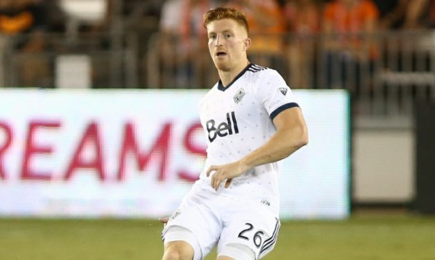 JUST IN CASE YOU MISSED IT: Tim Parker's 1st MLS goal