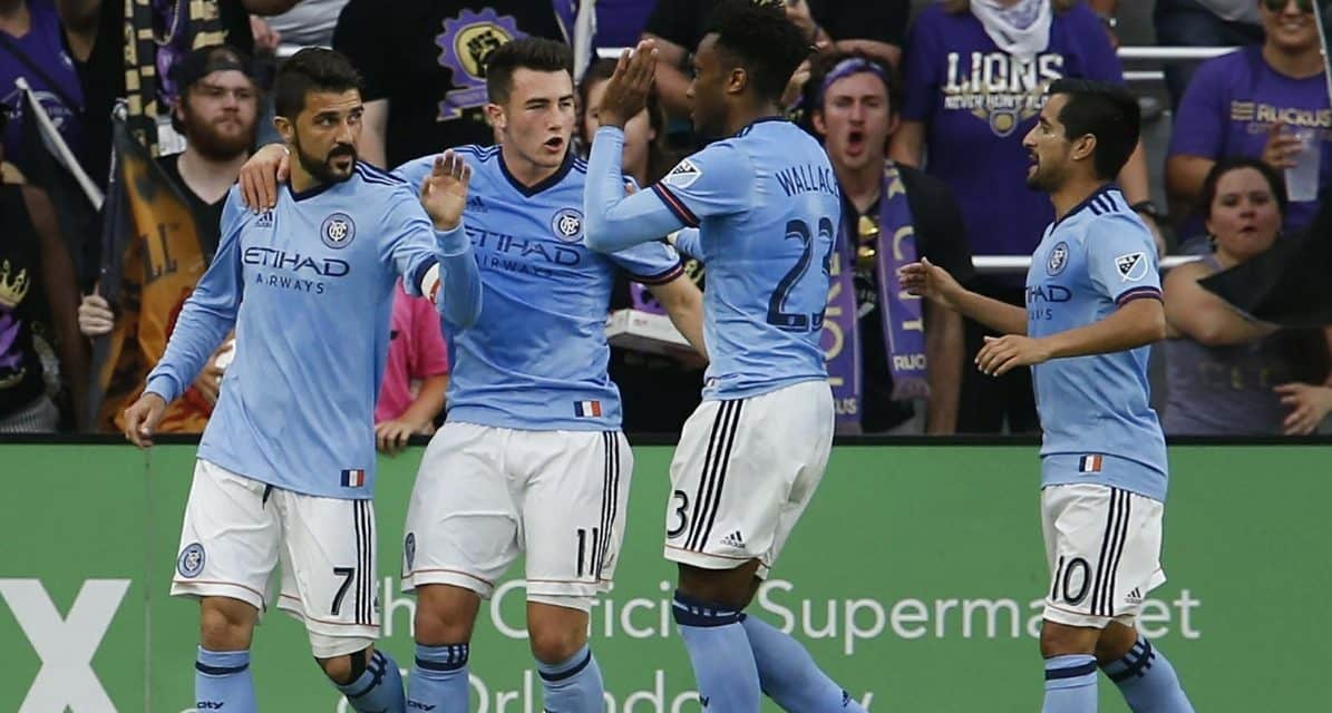 BOGEY TEAM NO MORE: New York City FC makes a 3-0 statement at Orlando City