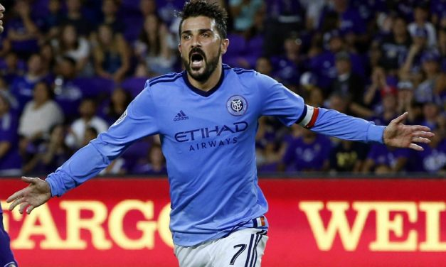 PLAYER OF THE WEEK: The star named David (Villa) wins it