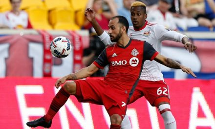 ONE-GAME BAN: Red Bulls' Murillo to sit out Revolution match