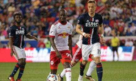 HE'S GOT THE WRIGHT-PHILLIPS STUFF AGAIN: Red Bulls striker wins goal of the week again
