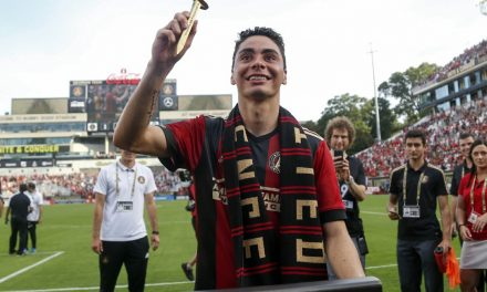 THANK YOU, NYCFC: Atlanta's Almiron named MLS player of the week again