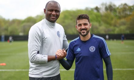 IN HIS OWN WORDS: David Villa talks in length about NYCFC contract extension