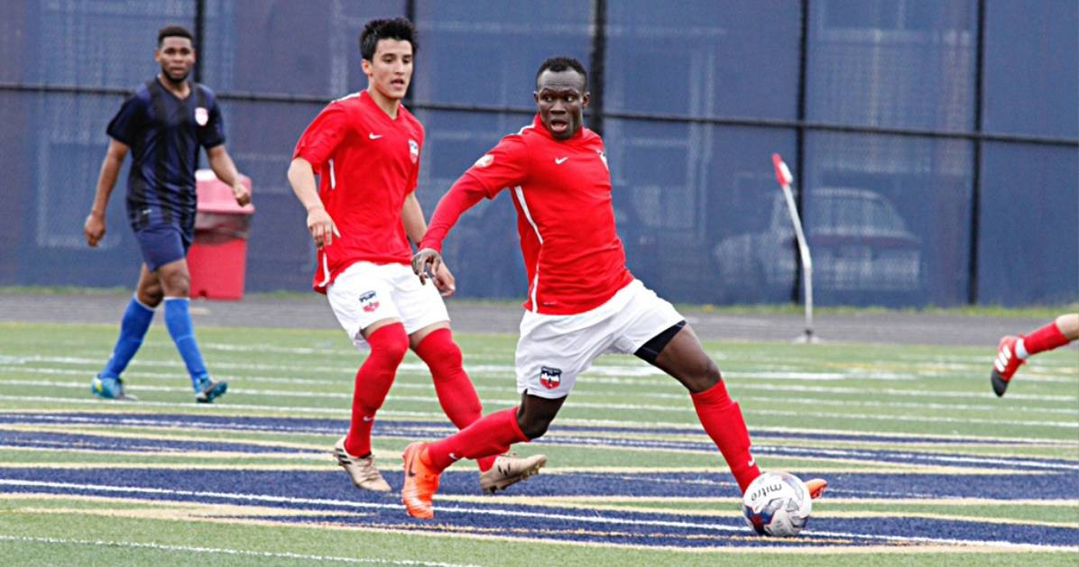 LEAGUE HONORS: NPSL names Boston City FC's Addai player of the week
