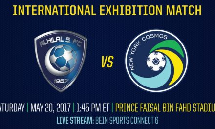 STREAM ON: Cosmos game at Al-Hilal can be watched on the web