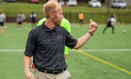 MOVING ON: Dezotell leaves Manhattanville for Ithaca College