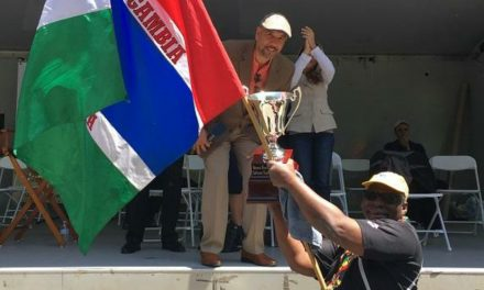 BEST OF THE BRONX: Team Gambia wins African/Bronx Week soccer tourney