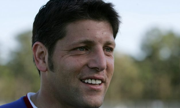 TONY'S REWARD: Tony Meola looks back at the day he and a bunch of 20-somethings changed USA soccer history