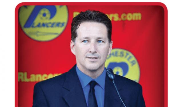 THE MILLER'S TALE: Doug Miller named Lancers coach