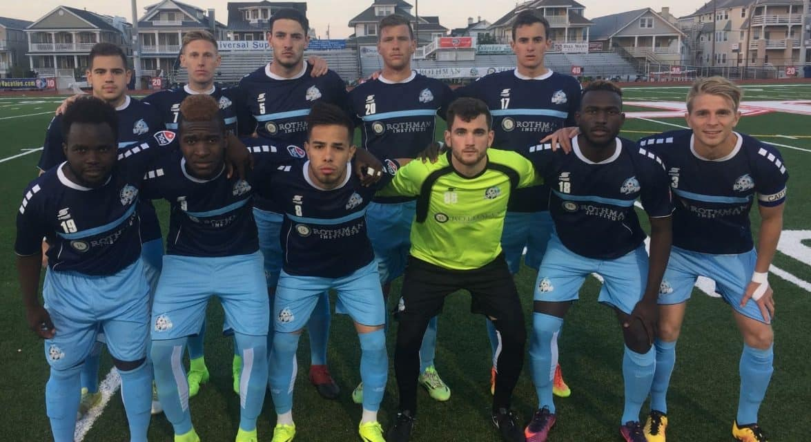 PAYING THE PENALTY: Nor'easters eliminated from Open Cup after shootout loss