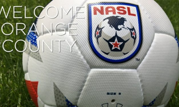 CALIFORNIA HERE THEY COME AGAIN: NASL to expand to Orange County for 2018, joining Deltas on west coast
