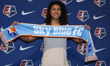GOAL OF THE WEEK: Sky Blue FC's Rodriguez (league-record tying 25 seconds into the match)