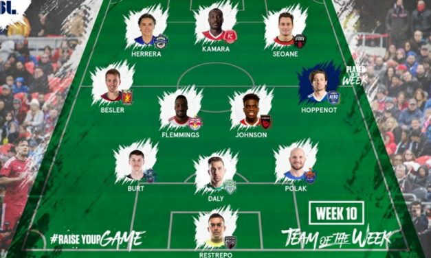 ANOTHER RENO HONOR: Reno 1868's Hoppenot USL player of week; NYRBII's Flemmings on team of week
