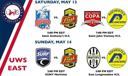 KICKING IT OFF: Rough Riders, New Jersey Copa, NY Surf, Rochester Lancers open UWS season